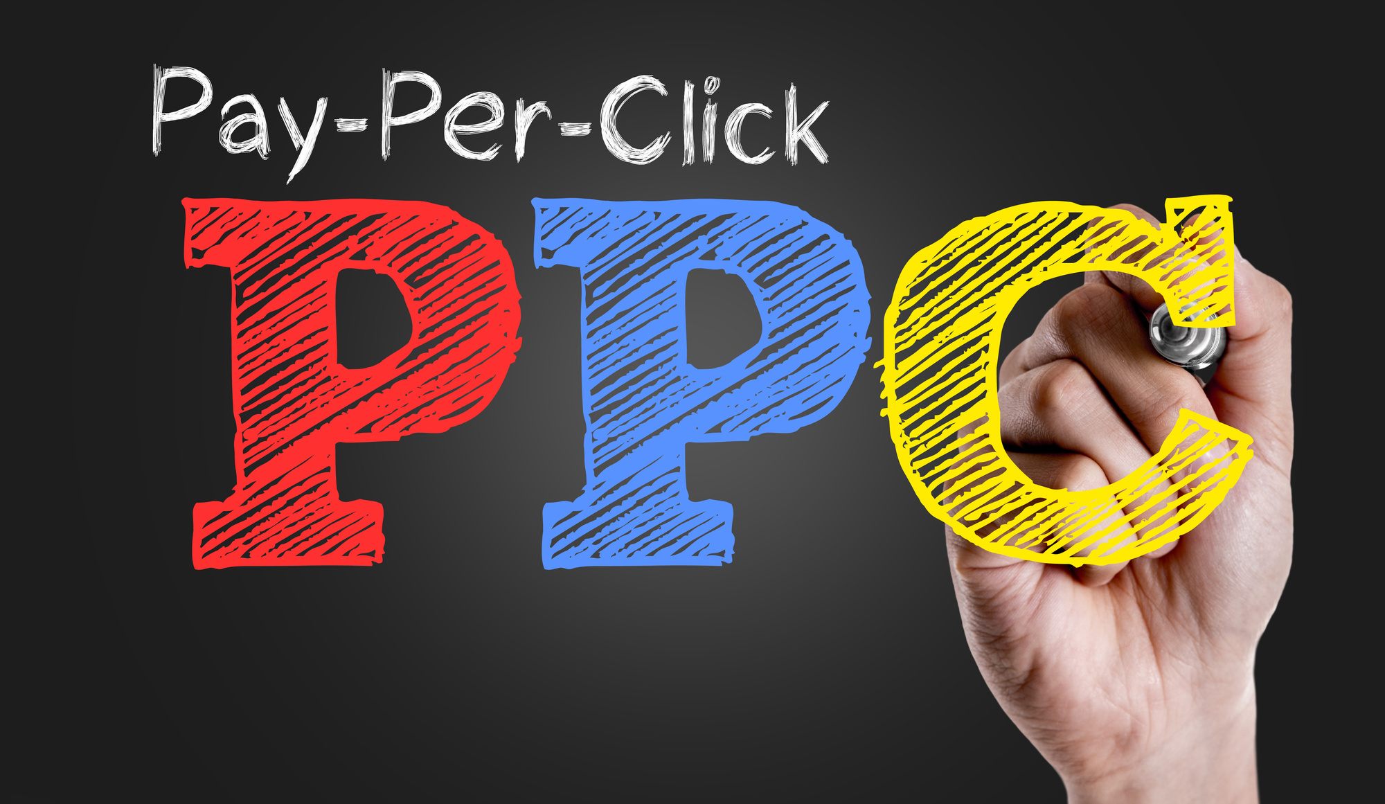 ppc advertising writing text